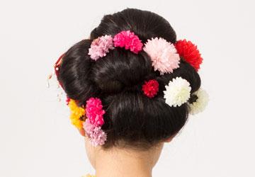 髪飾り(オーダー)